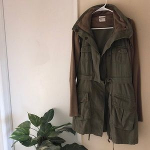 Lamb & Flag Military Coat